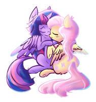 Twishy Cuddles by Miniaru