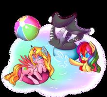 !!! Summer Splash !!! by Miniaru