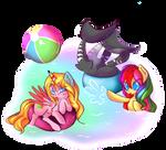 !!! Summer Splash !!!