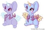 Chibi Pony Base - Pay to Use by Miniaru