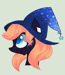 Witchling Pony Headshot