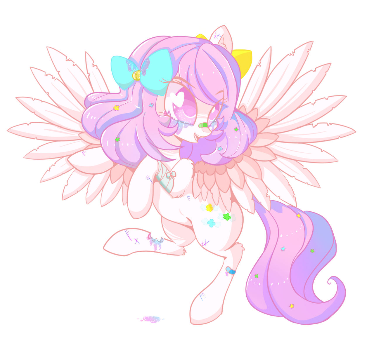 Tasty Gummy Pony by Miniaru