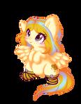 Glitter Bee -ych-