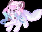 Arctic Fox Pony
