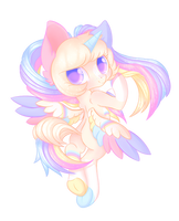 Angel Cake by Miniaru