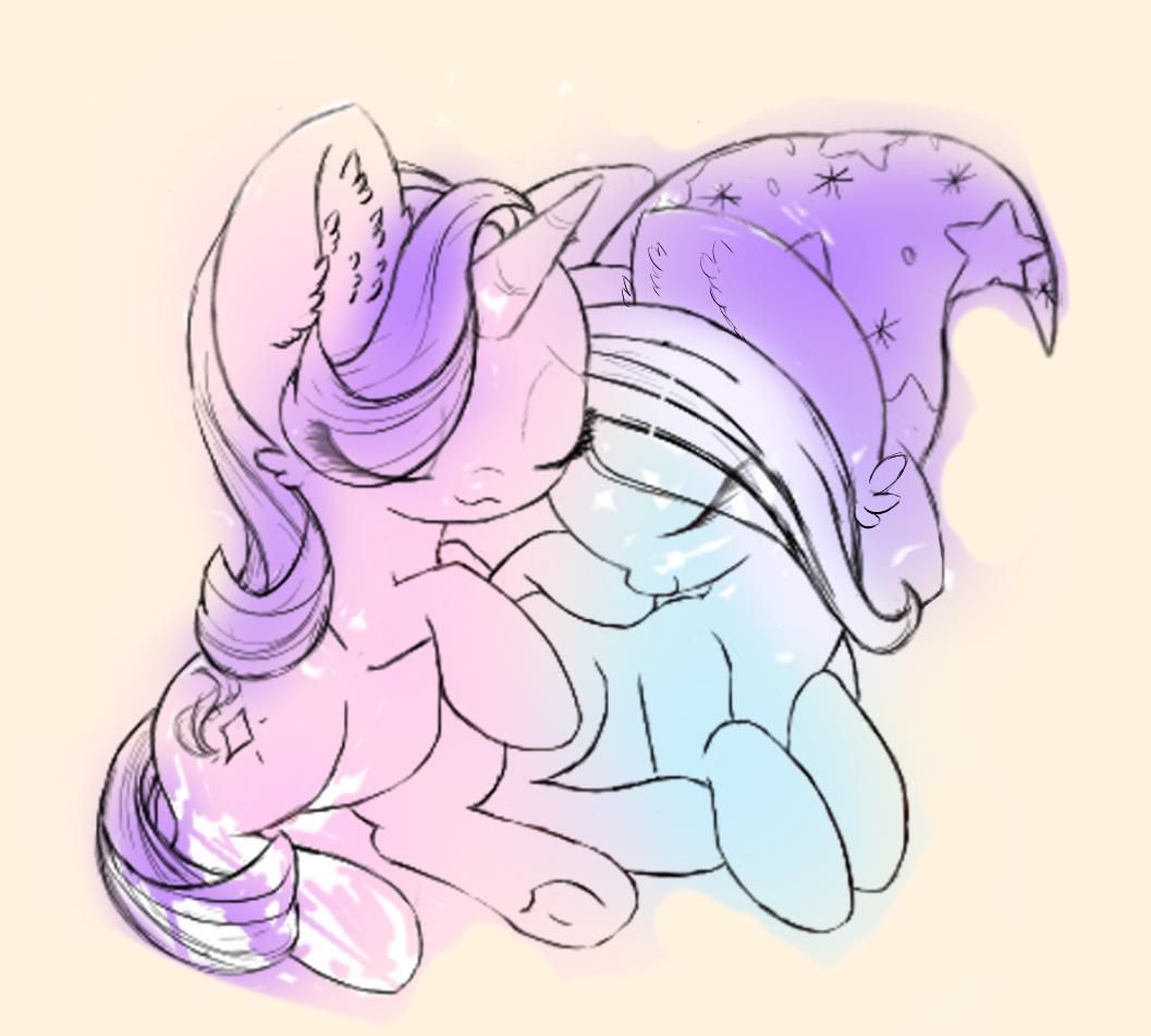 StarlightLulamoon by Miniaru