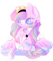 Free Pony Oc [Open Raffle] by Miniaru