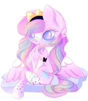 Free Pony Oc [Closed Raffle] by Miniaru