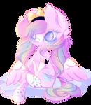 Free Pony Oc [Closed Raffle] by Miniaru