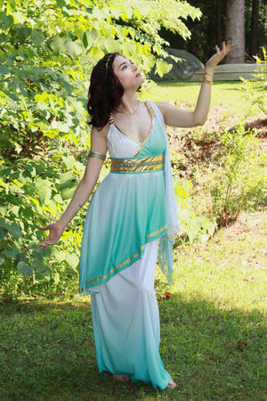 Grecian Goddess 5.0 by hyuugahinata-stock