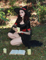 Witch_2 by hyuugahinata-stock
