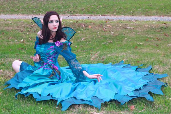 Emerald Fairy by hyuugahinata-stock