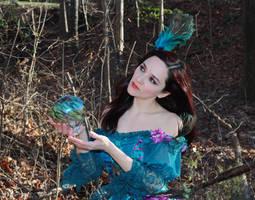 Emerald Fairy_14 by hyuugahinata-stock