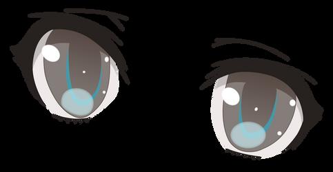 Miuna Shiodome Eyes. by ScriptedIllusion