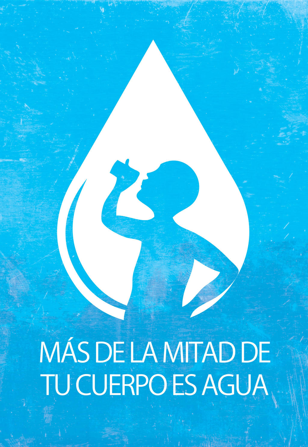 Drink Water Poster by CarabARTS on DeviantArt