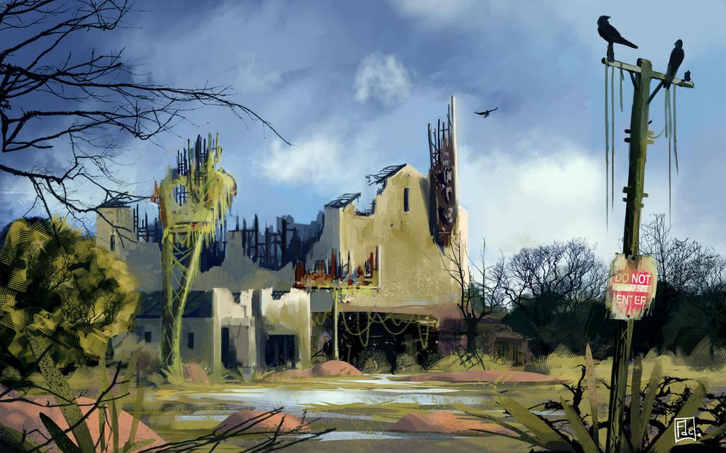 Redlands by CarabARTS