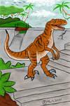 Trespasser - Velociraptor