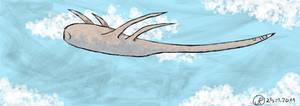 Indiana Sky Creature