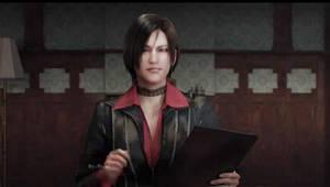 Resident Evil Damnation Ada Wong