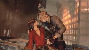 Leon x Ada Resident Evil 6