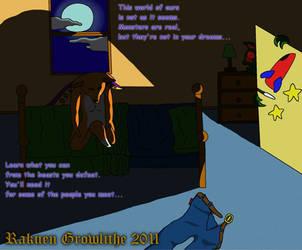 Goodnight Demonslayer by RakuenGrowlithe
