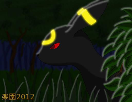 Moonlit umbreon