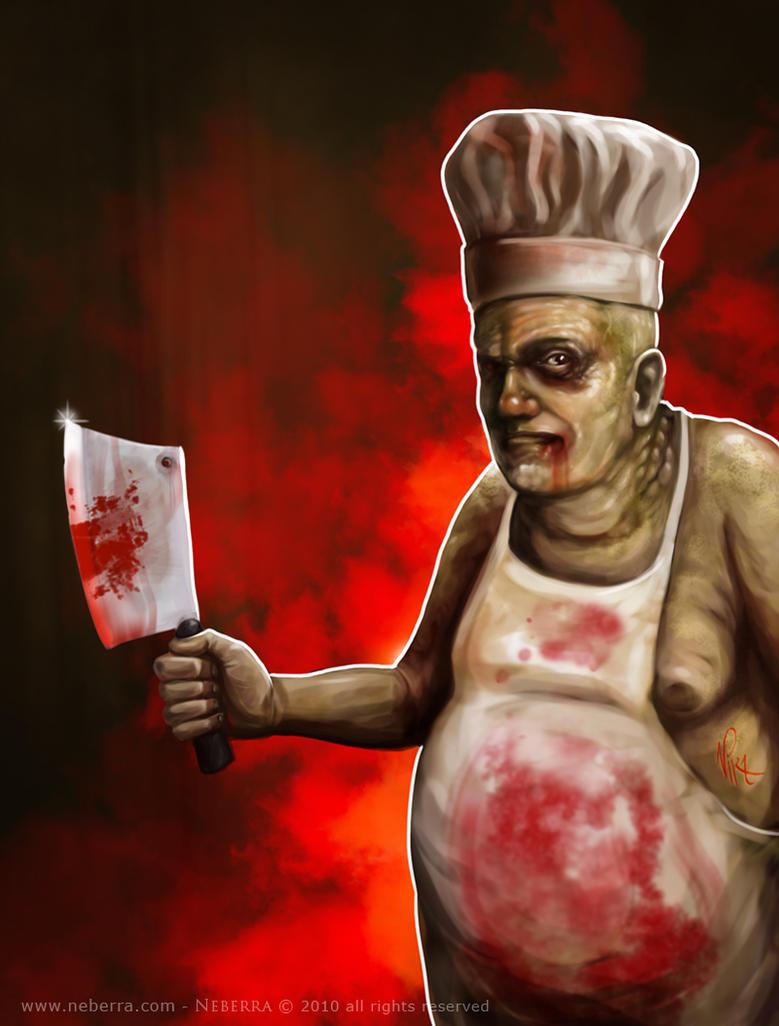 zombie 4.0 by Neberra