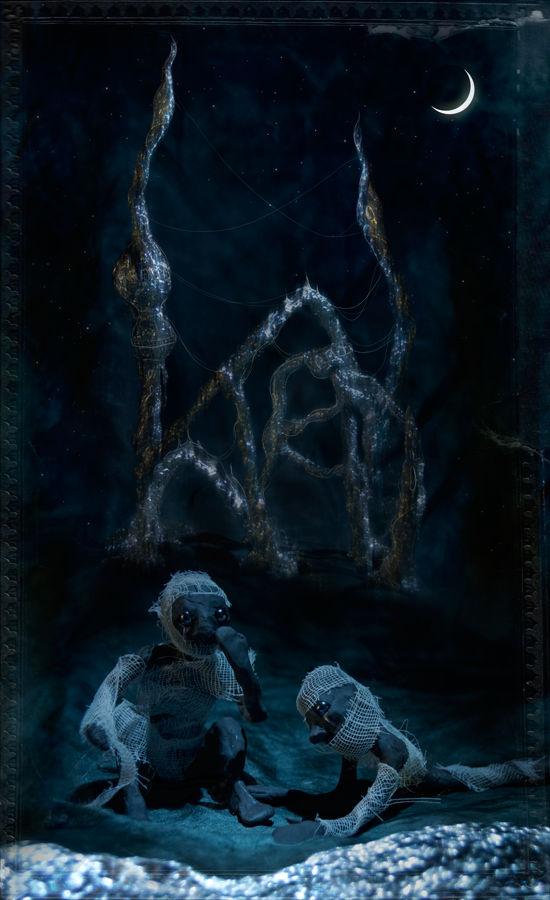 The Acharis by PAtScHWOrK