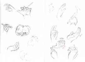 Handdump 3 by Giveortake