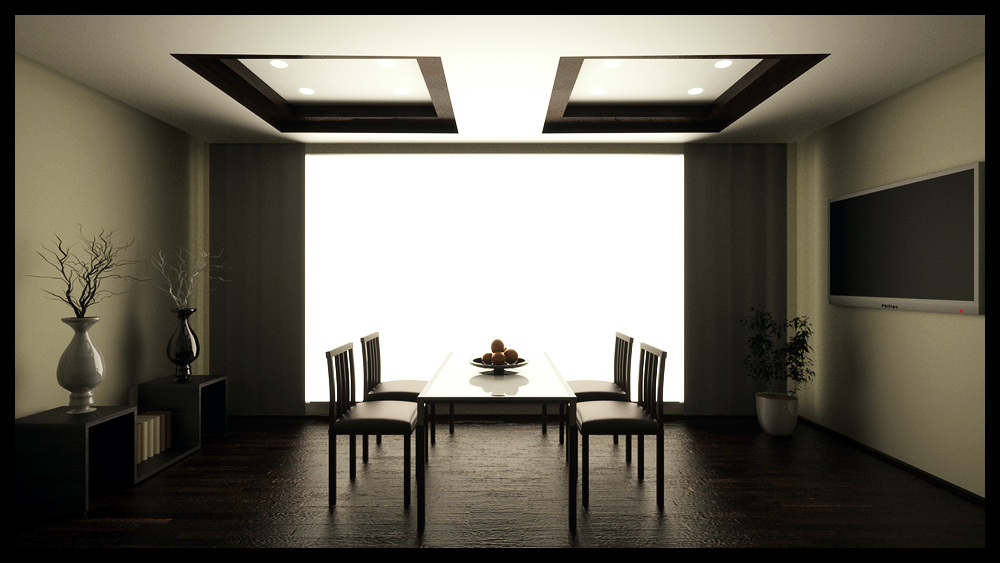 dining room by Still-Cg