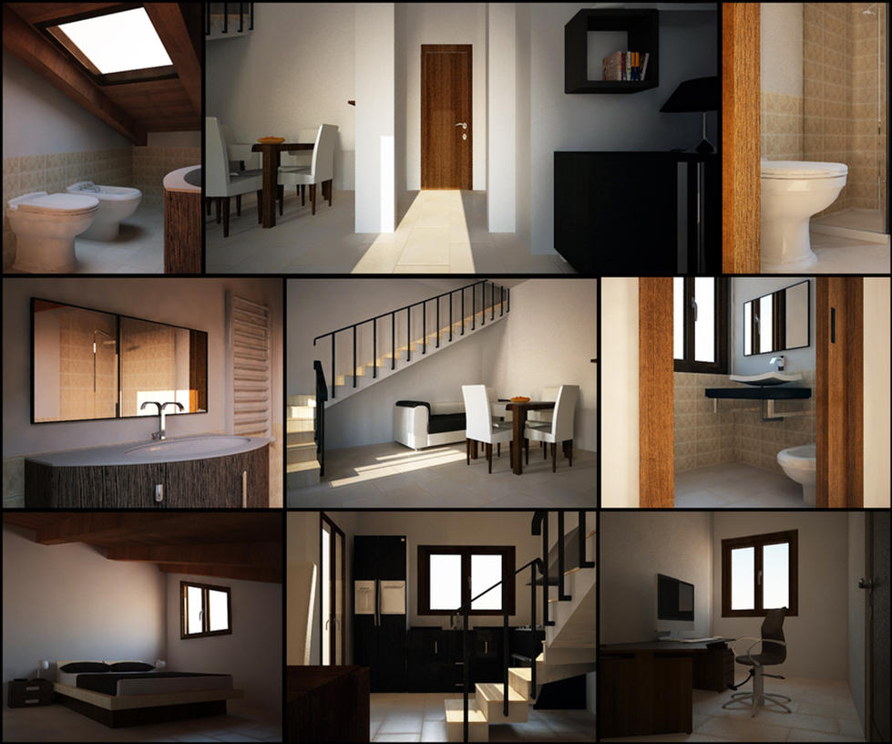Foto interior rumah mungil 63