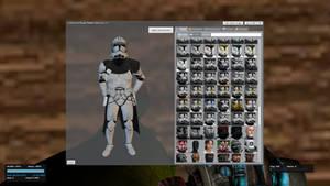 Phase II Clone Commander