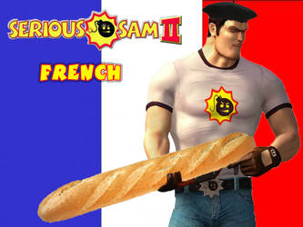 Serious Sam 2 French