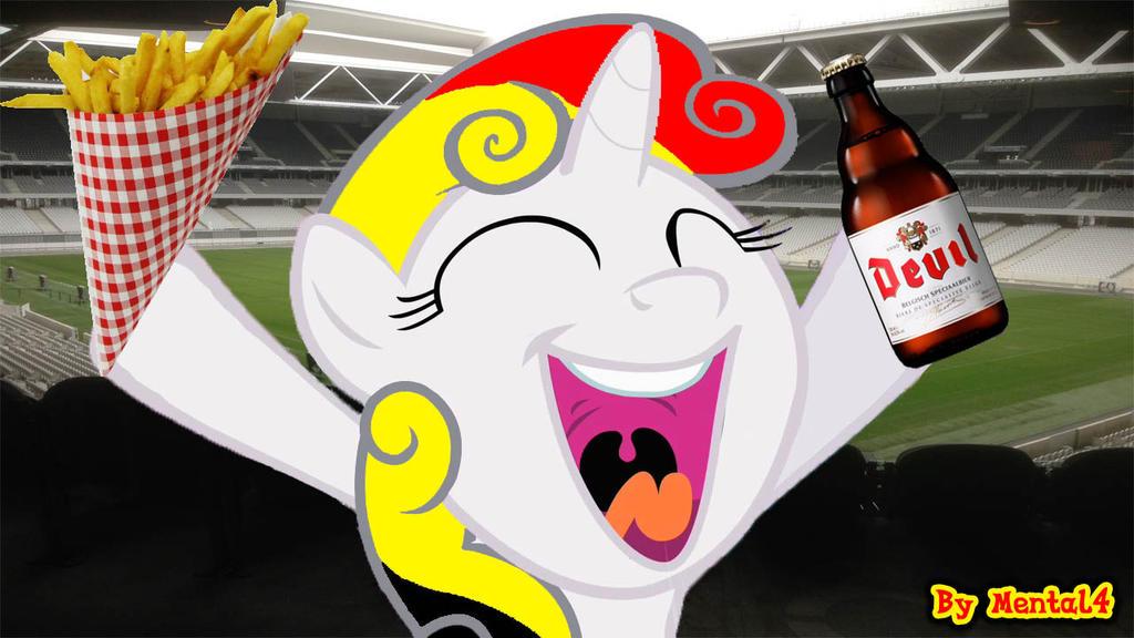 Sweetie Belge - First Belgium Victory in FWC by MrMental4