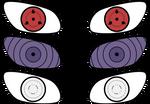 Three Great Doujutsu