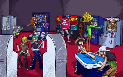 Family Night at the Arcade