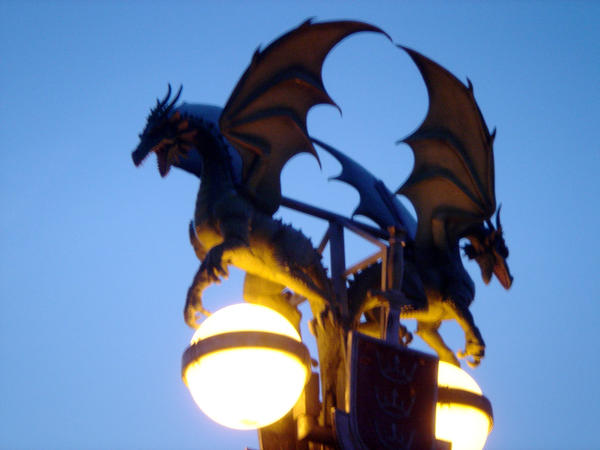 Stock 231: Dragon Lamp By AlzirrSwanheartStock ...