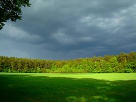 Stock 302: stormy meadow 1 by AlzirrSwanheartStock