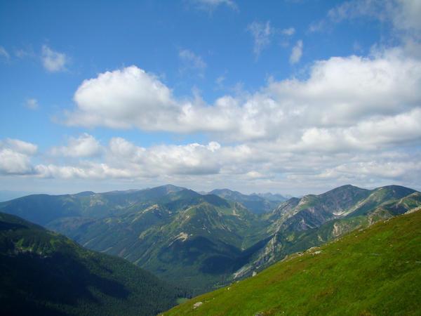 Výsledek obrázku pro summer mountains