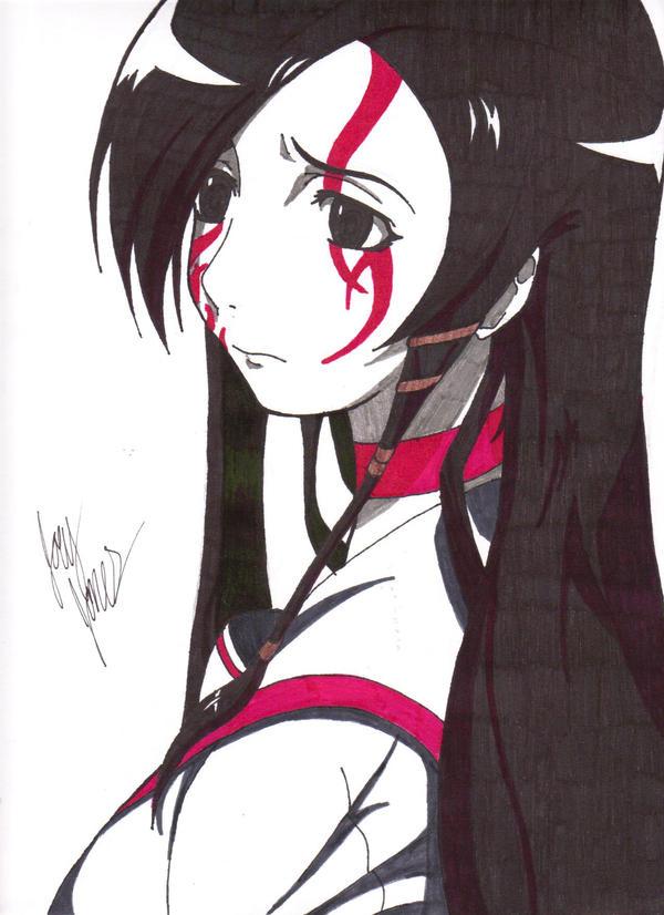 Lady Misato by jspade18