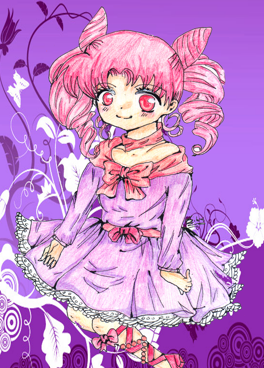 Chibiusa-chan by dishna-chan