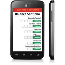 Balanca Santinho