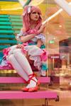 Aya Maruyama - Bandori cosplay