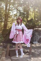 Uraraka Ochako - Boku no Hero Academia cosplay