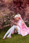 Sakura Miku - Vocaloid cosplay