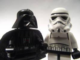 LEGO: Best Friends by Jennatrixx
