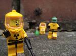 LEGO: Hazmat Zombie