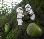 LEGO: Down By The Acorn Tree