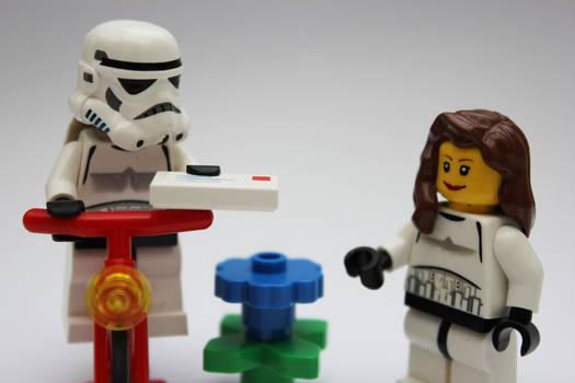 LEGO: Secret Admirer