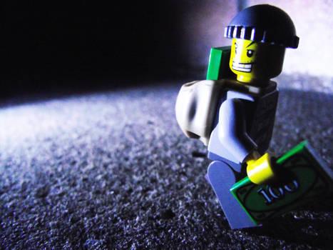 Lego: Time To Dash